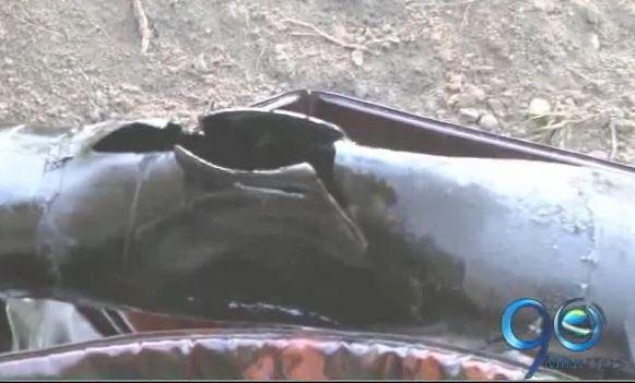 Ocho viviendas resultaron afectadas por atentado en Tumaco