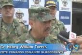 Preocupación por ola de atentados en Tumaco, Nariño