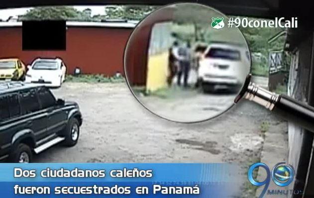 Denuncian secuestro de dos caleños en Panamá
