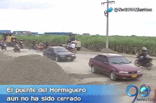 Avanzan obras de rehabilitación de la vía Cali – Puerto Tejada
