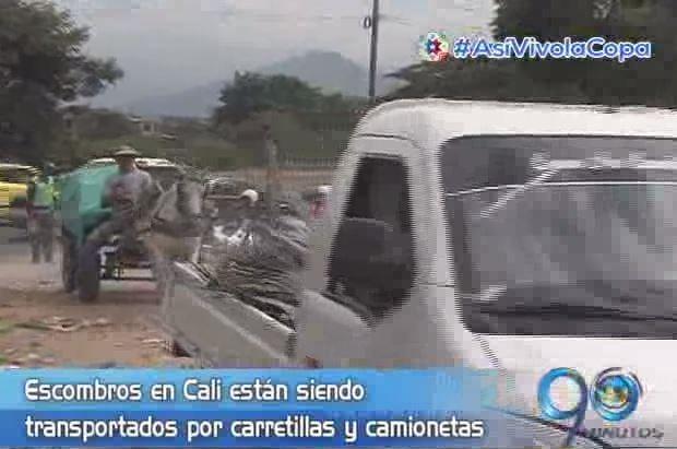Antiguos carretilleros ya empiezan a trabajar en sus nuevas camionetas