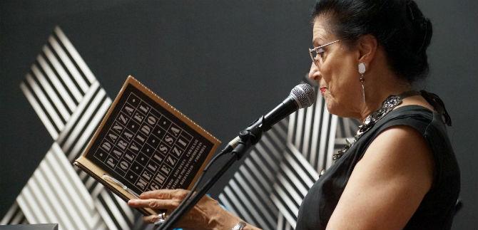 Conversatorio y lectura de poemas con la voz de Águeda Pizarro