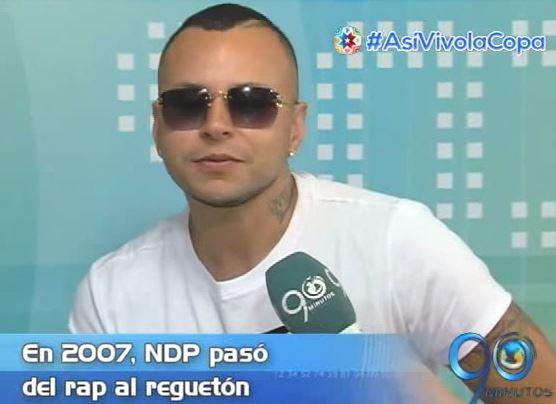 NDP, talento de exportación del reguetón colombiano