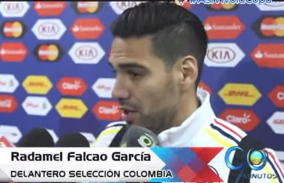 Colombia logro el pase a cuartos de final de la Copa America