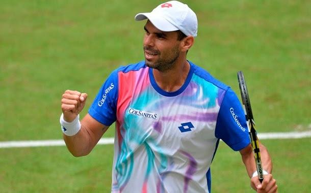 Alejandro Falla consiguió el tiquete al cuadro principal de Wimbledon