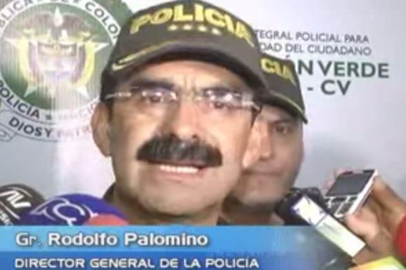 Director de la Policía anunció revisión a la estrategia de seguridad