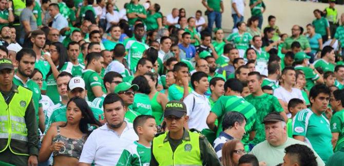 Alcaldía dispone dos pantallas para la final del fútbol colombiano