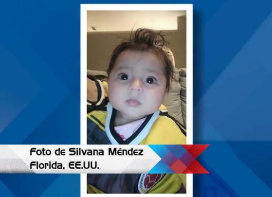 Los hinchas más tiernos compartieron sus imágenes en #AsíVivoLaCopa
