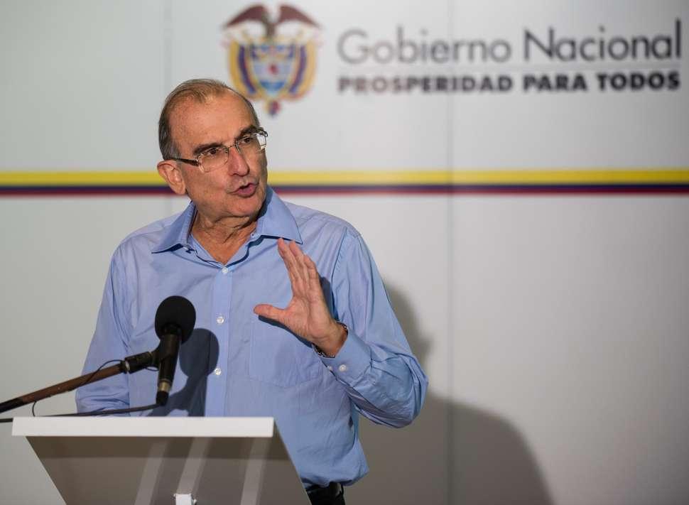 """""""La paz pasa por la verdad"""": Humberto de la Calle, negociador en La Habana"""