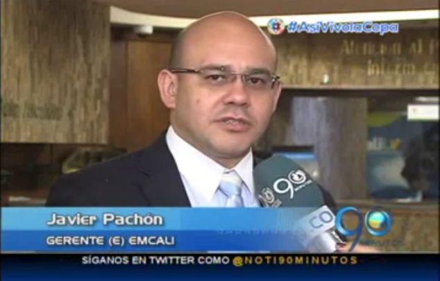 Javier Pachón, nuevo gerente encargado de Emcali