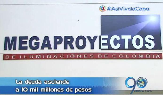 Megaproyectos cuestiona fin unilateral de contrato con la Alcaldía