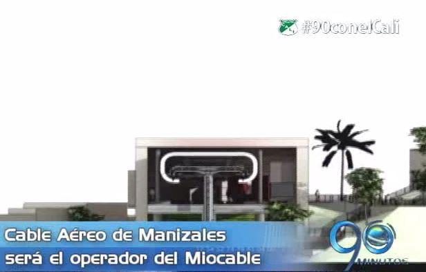 La empresa Cable Aéreo de Manizales será el operador del Míocable