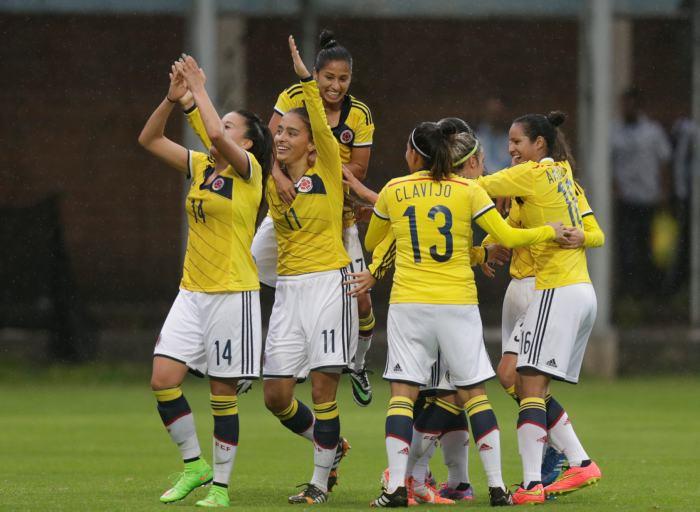 Histórica victoria de la Selección Colombia ante Francia