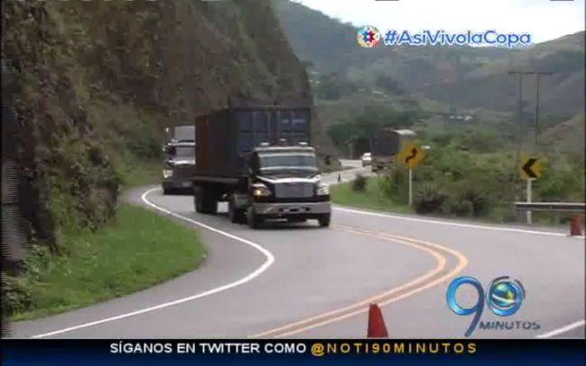 Cierre en doble calzada a Buenaventura tendrá horarios más flexibles