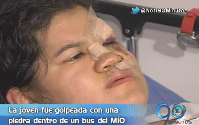 Familiares de víctima de pedrada en el Mío reclaman pago de gastos médicos