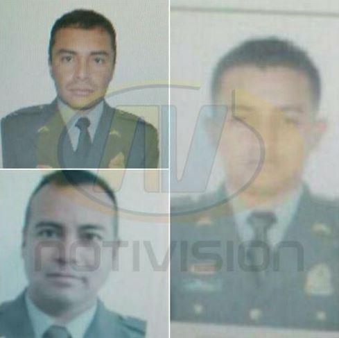 Atentado de las Farc en Timbío, Cauca, dejó 3 policías muertos