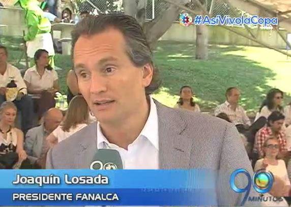 Fundación Fanalca entregó centro multipropósito a los habitantes de la comuna 2