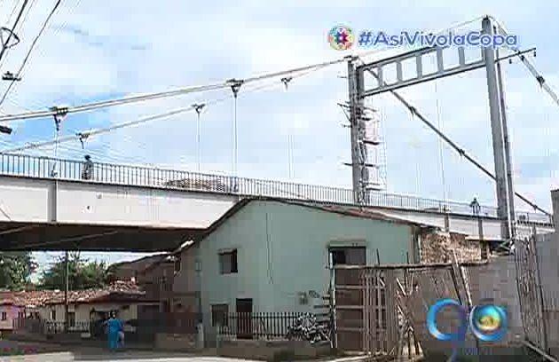 Obras de reforzamiento del puente de Juanchito estarían listas en octubre