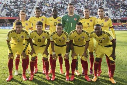 Colombia perdió ante Estados Unidos y quedó por fuera del Mundial Sub 20