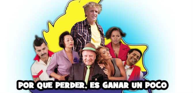 Miércoles de cine de comedia en Los Cristales