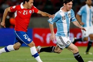 Los datos curiosos de la final entre Argentina y Chile