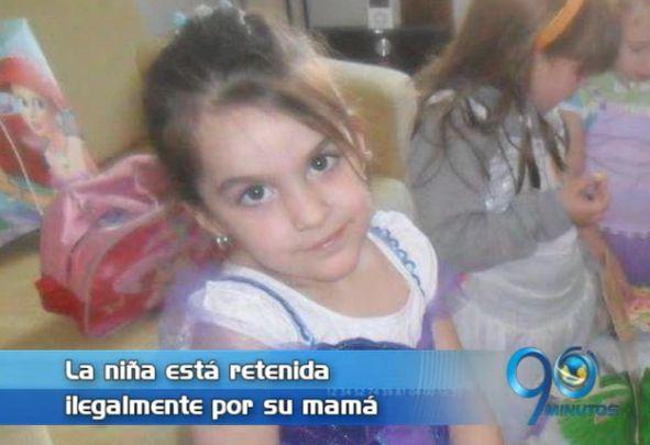 Argentino denuncia que su hija está retenida en Cali por la madre