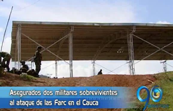 Medida de aseguramiento a militares que sobrevivieron a ataque de las Farc