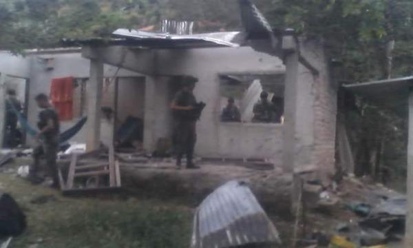 Atentado de Farc deja 7 policías heridos en El Mango