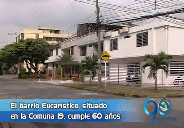 El barrio Eucarístico se encuentra celebrando sus 60 años de vida