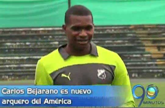 Carlos Bejarano se convirtió en el noveno refuerzo del América para ascender