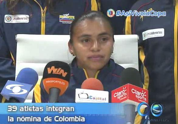 Bertha Sánchez cumplirá su sueño de dirigir la marcha en el Mundial Juvenil