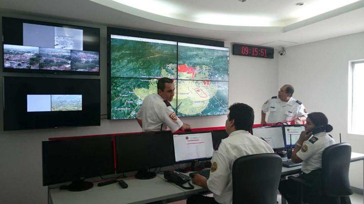 Cali contará con 5 cámaras de detección de incendios forestales