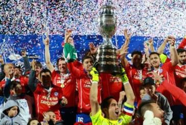 Chile derrotó a Argentina y es el nuevo campeón de la Copa América