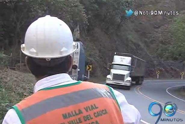 Estos son los efectos del cierre de la vía Buga-Buenaventura