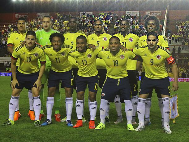 Colombia se mantiene cuarto en el ranking Fifa, Argentina nuevo líder