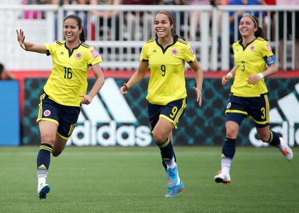 Colombia Femenina ganó en el debut de los Panamericanos