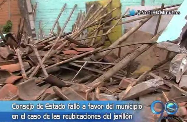Consejo de Estado falló a favor de las reubicaciones del jarillón