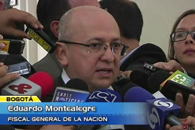 Montealegre pidió cese al fuego bilateral entre Gobierno y Farc