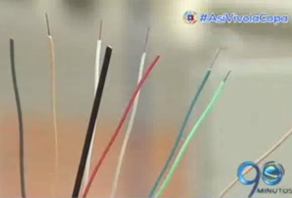 El Valle es potencia en la exportación de cable de fibra óptica