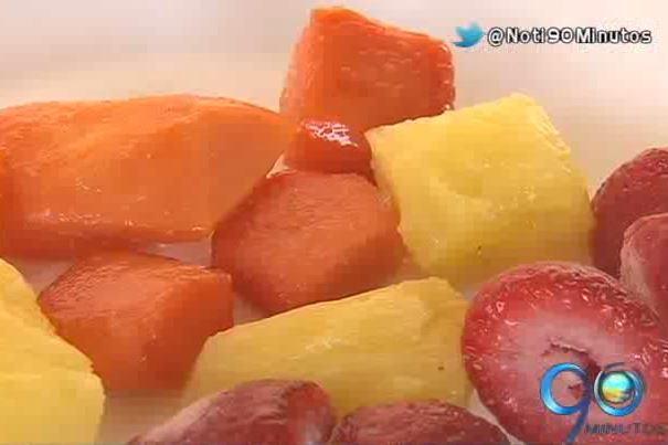 Desde Palmira se exportan frutas congeladas a 12 países en el mundo