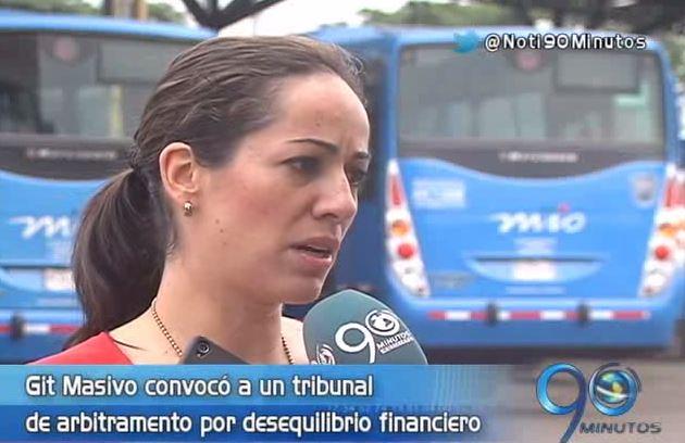 Git Masivo convocará a tribunal de arbitramento a Metrocali
