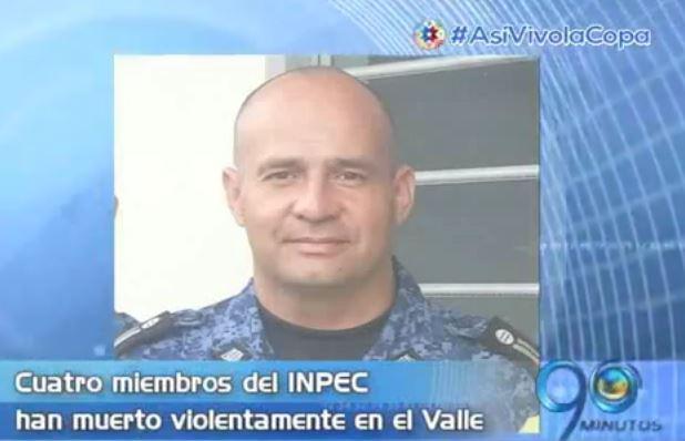 Investigan muerte de 4 guardas del Inpec en 2015