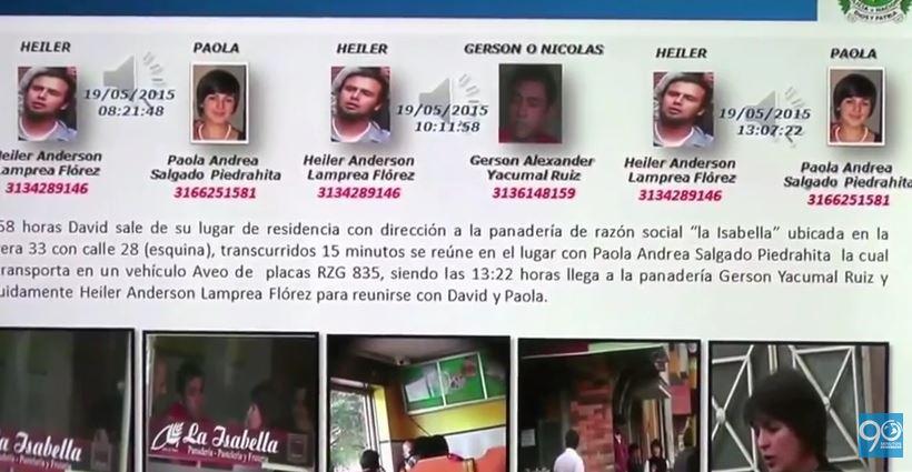 A la cárcel 13 presuntos integrantes del ELN por ataques en Bogotá