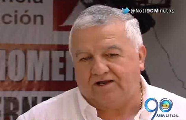 Jorge Homero Giraldo no cumplió la cita para inscribir su candidatura