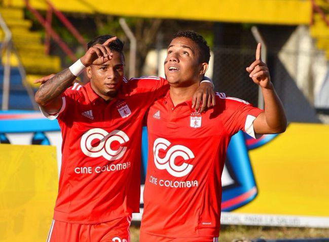 América igualó a un gol con Fortaleza en la segunda fecha del Torneo Águila