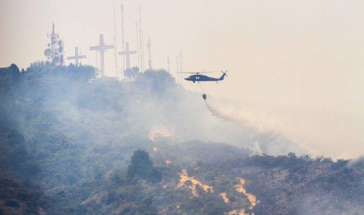 Estas son las áreas urbanas y rurales de más incendios