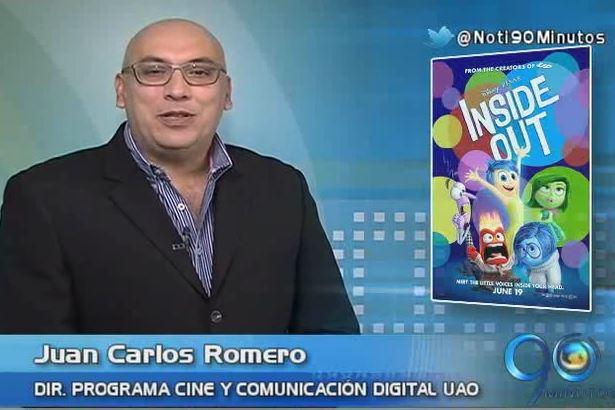 'Intensamente', la película recomendada del Profe Romero