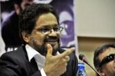 Iván Márquez explicó tres razones por las que no se posesionará como senador de la Farc