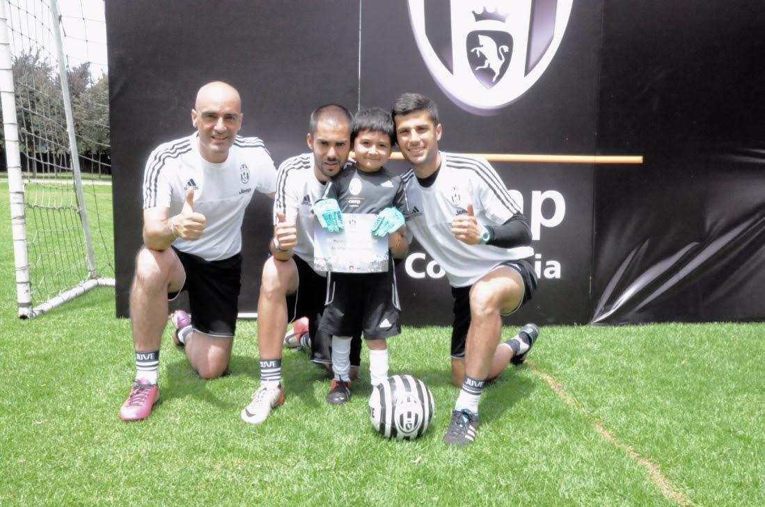 Desde hoy inicia el Juventus Camp en la capital vallecaucana