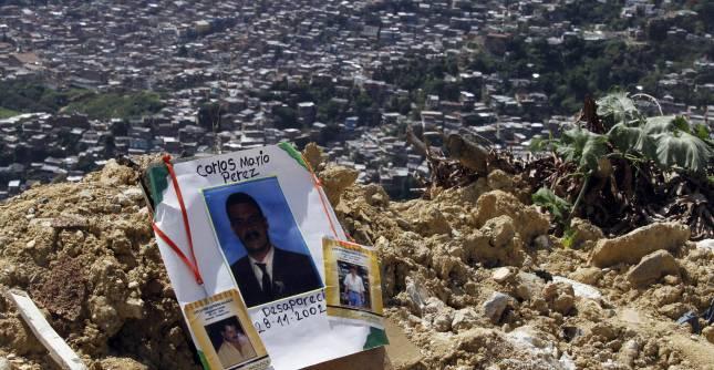 Se realizó la exhumación de 'La Escombrera', la fosa común más grande del país